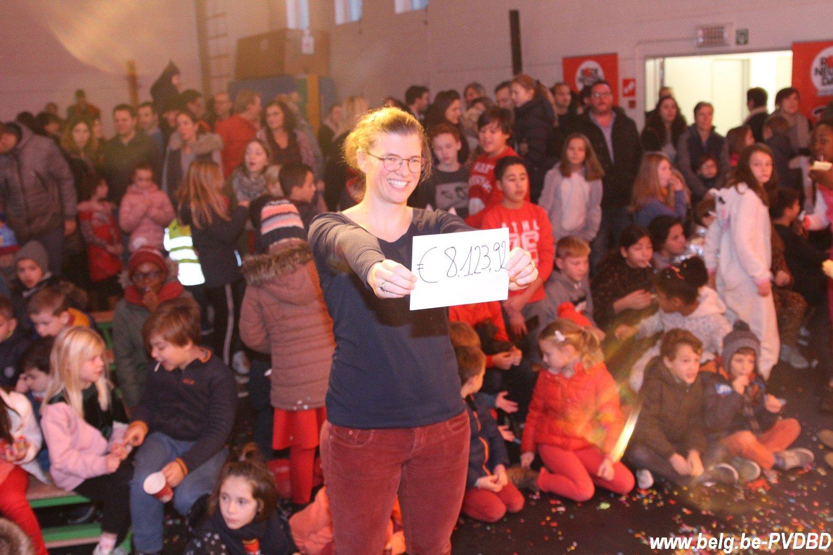 Q-Music op bezoek bij Jongslag Dilbeek - IMG 3072