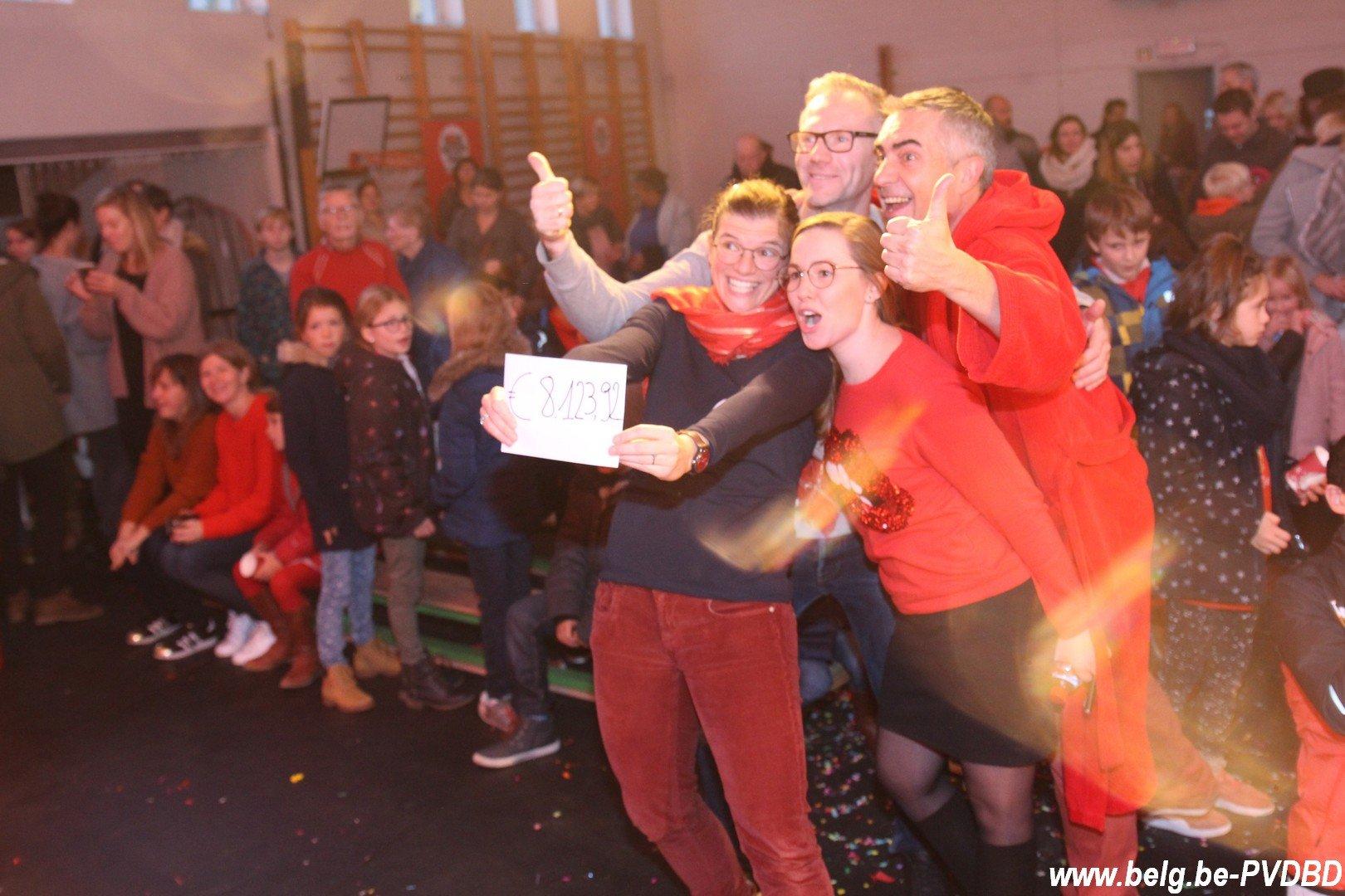 Q-Music op bezoek bij Jongslag Dilbeek - IMG 3079