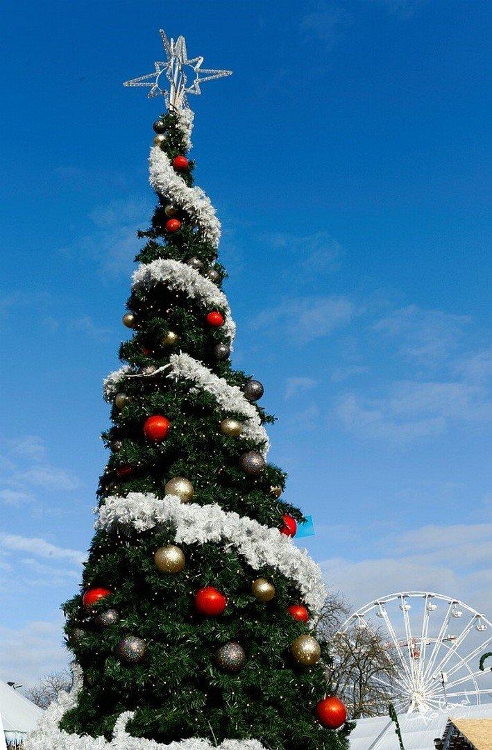 Winterland claimt de Kerstman - Kerstsfeer 2