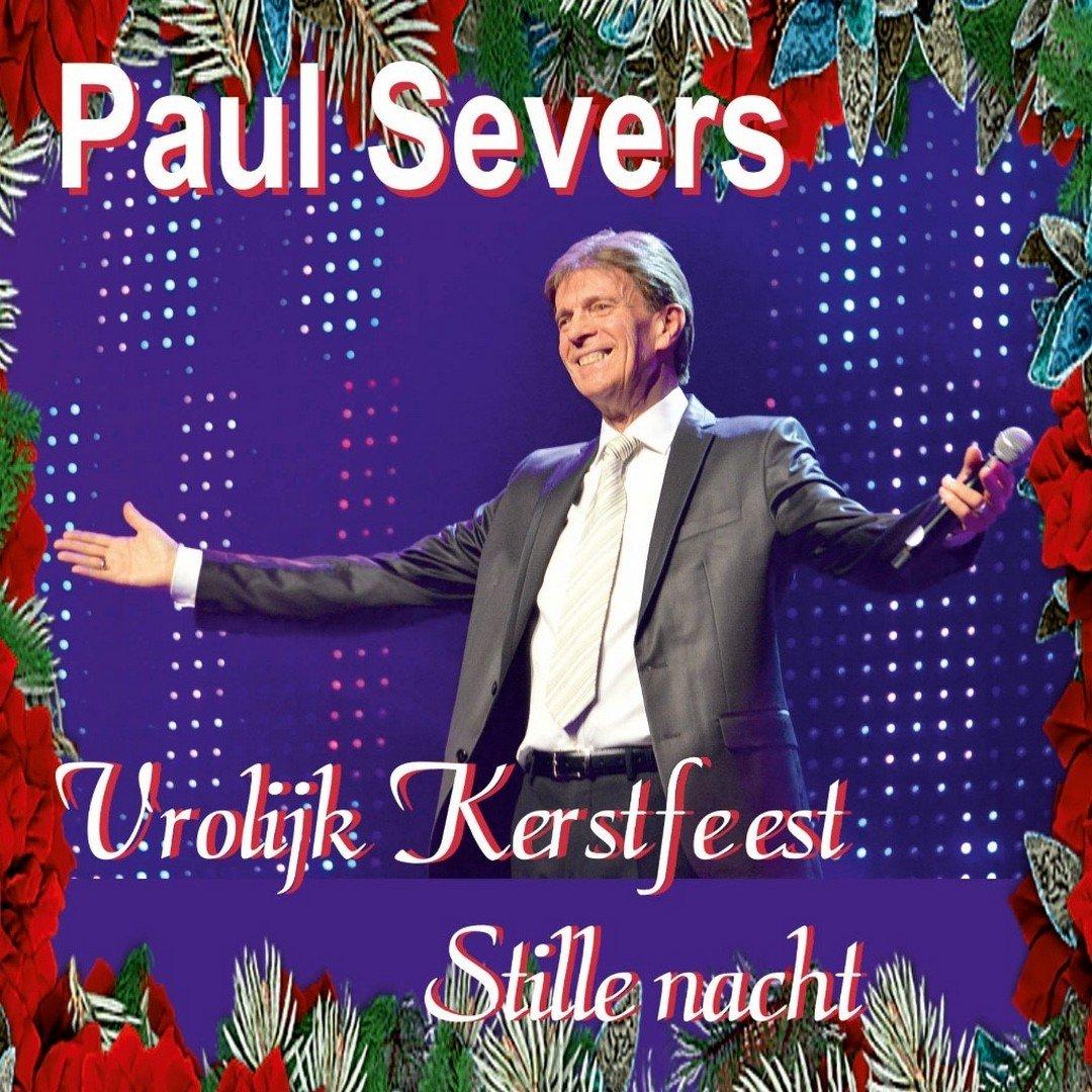 Paul Severs brengt kerstklassiekers weer tot leven - Paul Severs hoes 1