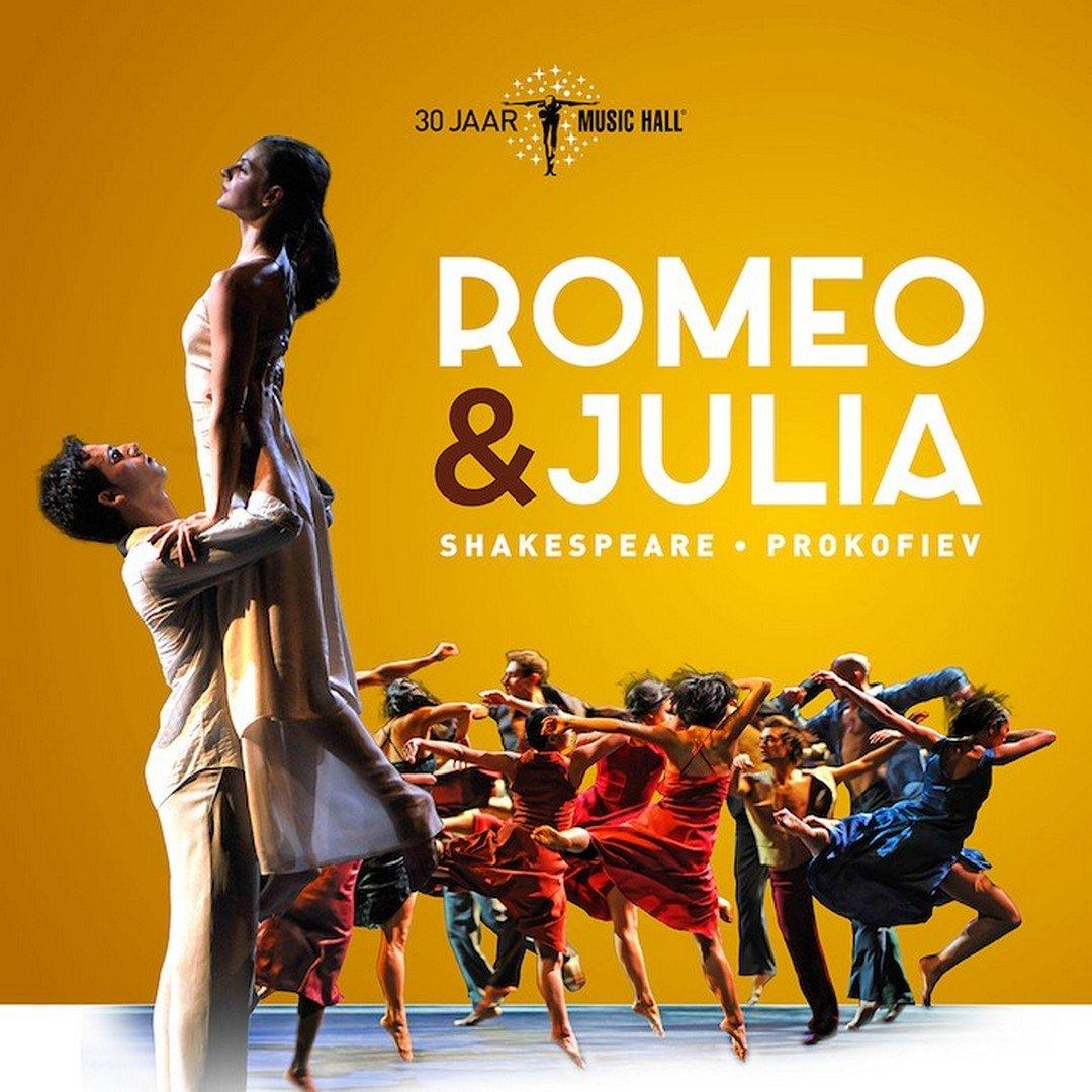 Music Hall Classics en Ballet du Grand Théâtre de Genève brengen 'Romeo & Julia' als modern dansspektakel - RomeoJulia 2