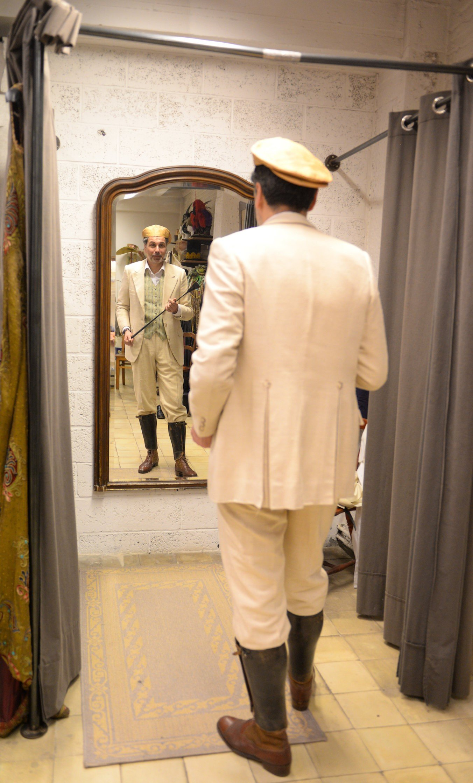Christophe Deborsu debuteert in 'Nabucco' in Vorst Nationaal - Christof Deborsu 2