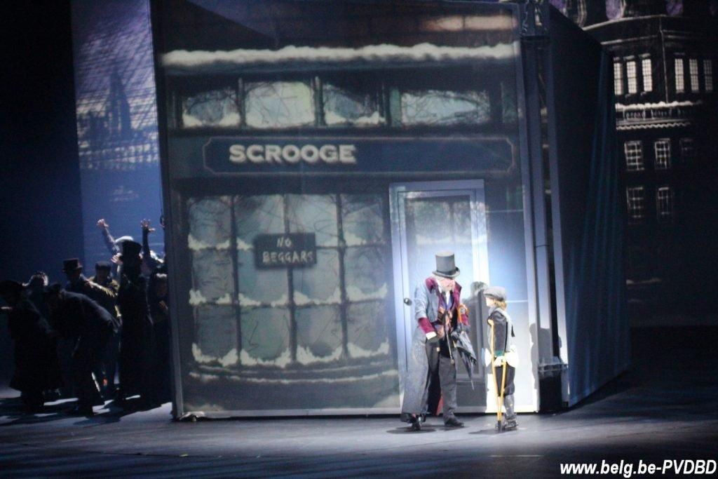 Scrooge in Premiére in de Stadsschouwburg van Antwerpen - IMG 3593