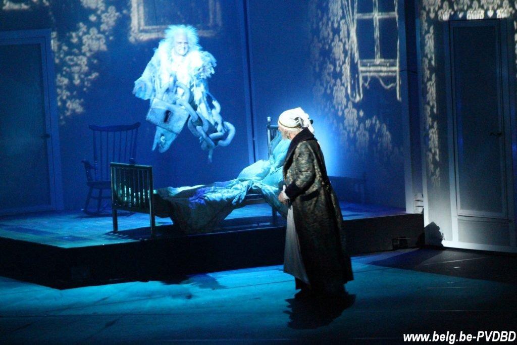 Scrooge in Premiére in de Stadsschouwburg van Antwerpen - IMG 3621