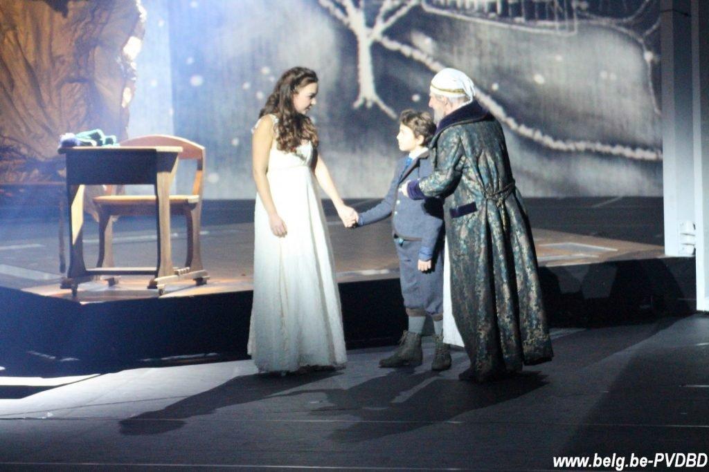Scrooge in Premiére in de Stadsschouwburg van Antwerpen - IMG 3652