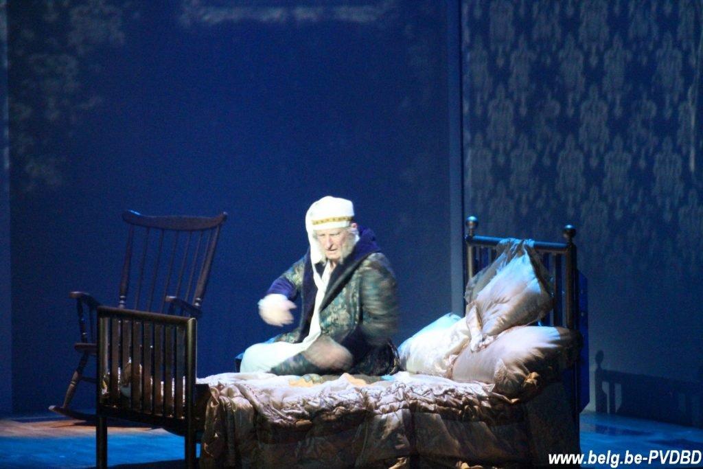 Scrooge in Premiére in de Stadsschouwburg van Antwerpen - IMG 3679