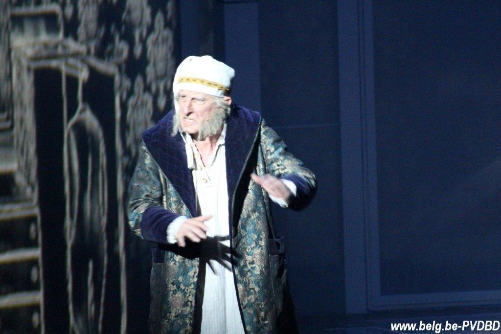 Scrooge in Premiére in de Stadsschouwburg van Antwerpen - IMG 3682