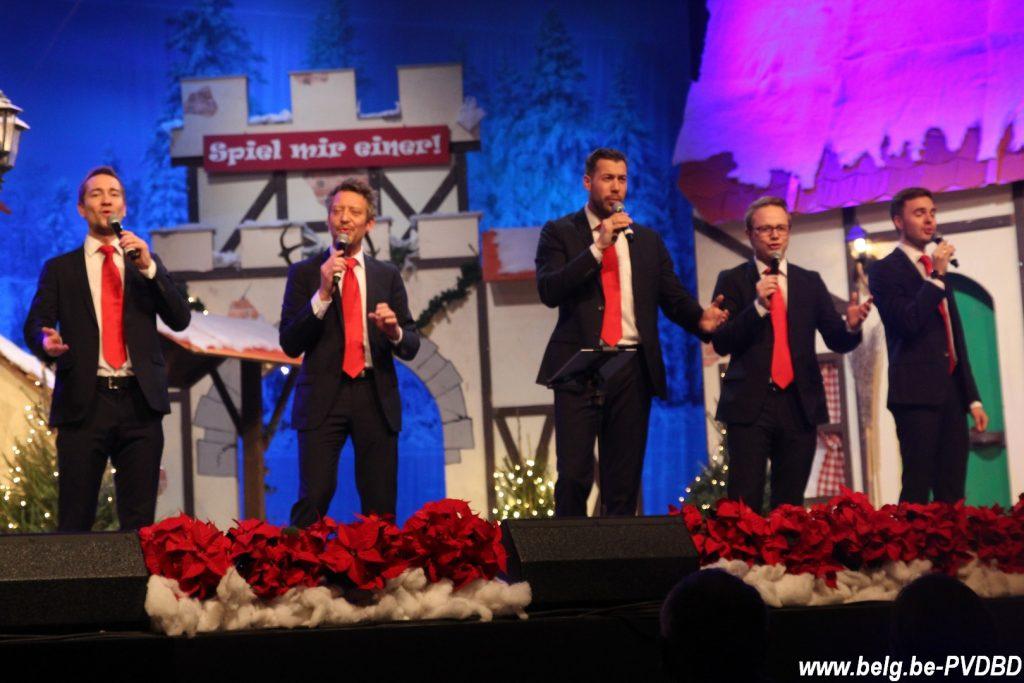 Weihnachtsfest der Volksmusik voor het eerst in Hasselt - IMG 3821