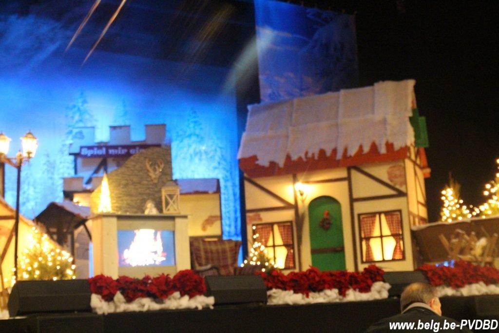 Weihnachtsfest der Volksmusik voor het eerst in Hasselt - IMG 3825