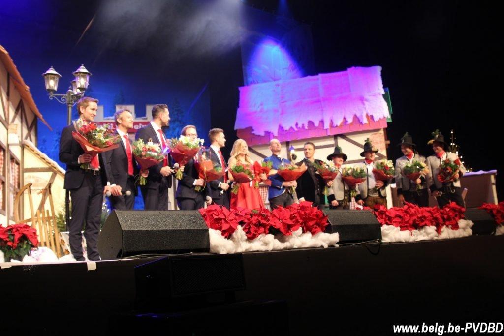 Weihnachtsfest der Volksmusik voor het eerst in Hasselt - IMG 3933