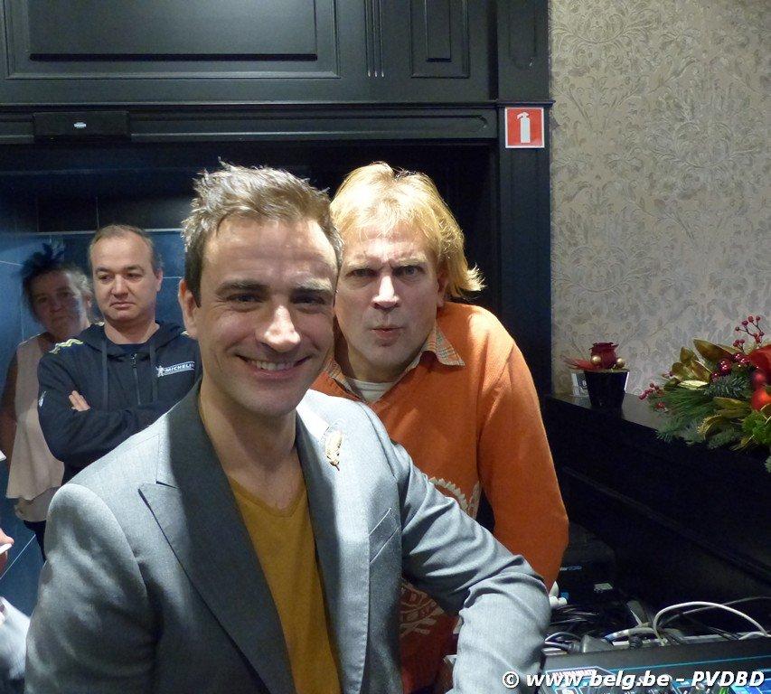 Wim Soutaer, Charles Van Domburg en presentator Kürt Rogiers vervolledigen de affiche van Het Schlagerfestival 2019 - Image00026