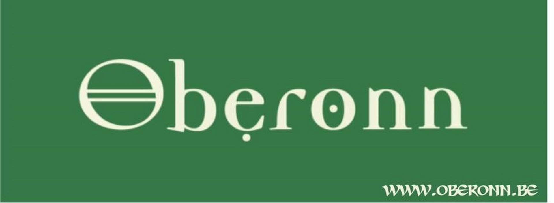 Hasseltse spellenspeciaalzaak Oberonn organiseert maandag een 'Winterland spelmiddag': - Logo Oberon