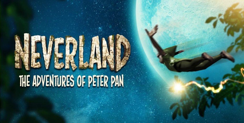 Music Hall presenteert familiespektakel Peter Pan' - Neverland 1