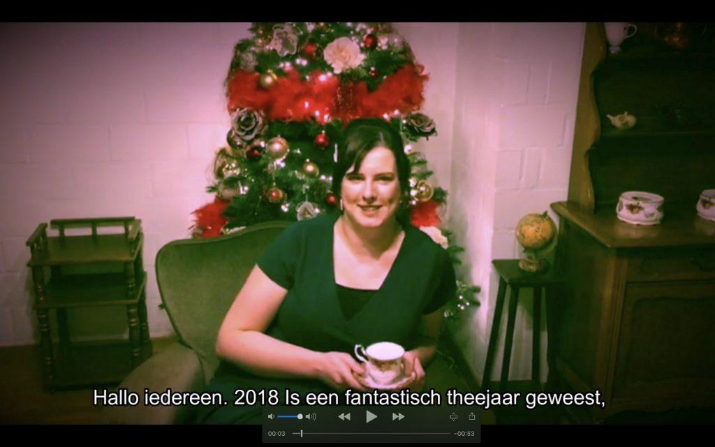 Jessica Van Humbeeck serveert 'Thee met een Verhaal' op Eclips TV - Thee met een verhaal 3