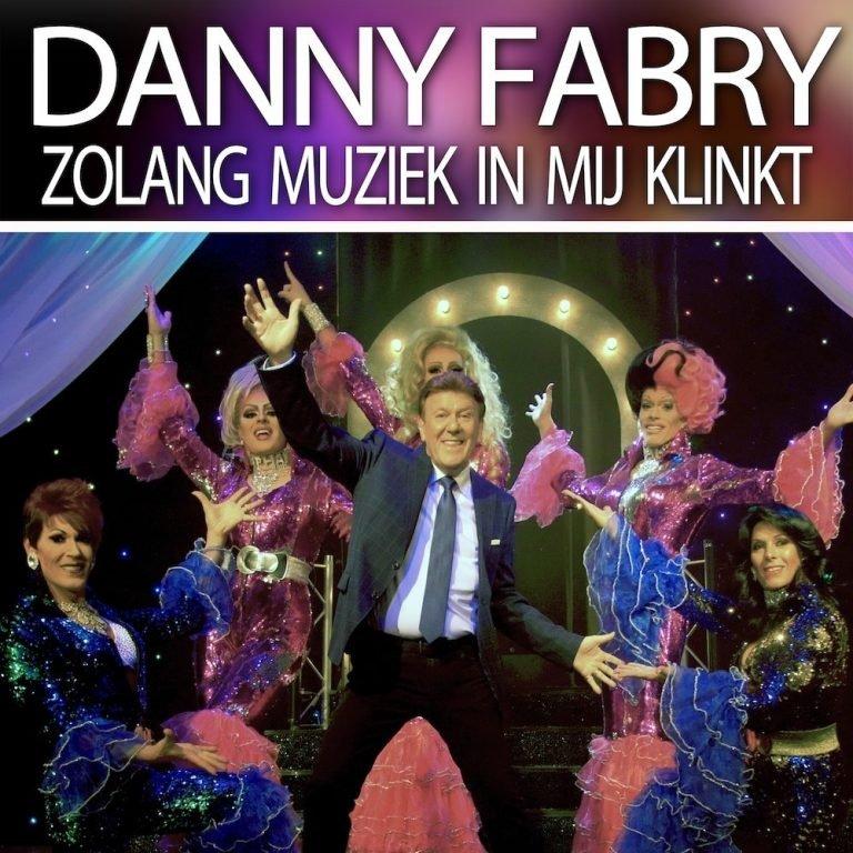 """Danny Fabry maakt belofte in nieuwe single: """"Ik zing zolang muziek in mij klinkt"""""""