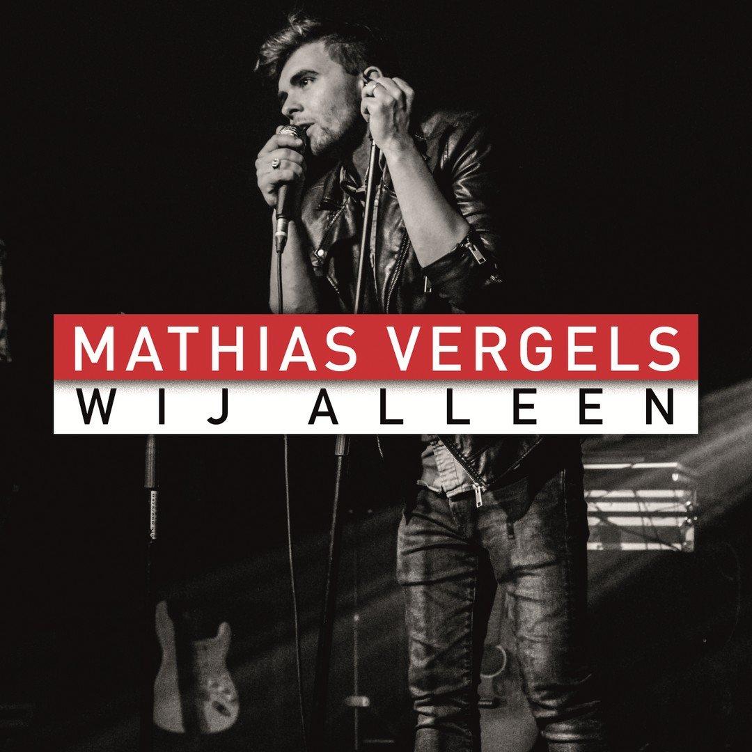 Mathias Vergels lanceert catchy single 'Wij alleen'. - Mathias Vergels1