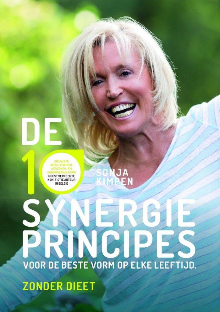 Sonja Kimpen lanceert het boek 'De 10 synergieprincipes' - Sonja Kimpen 1