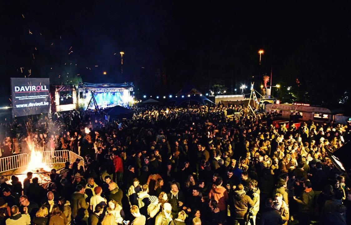 Cuba Night in 2019 een tweedaags muziekfestival in Dilbeek! - Cuba Night 1