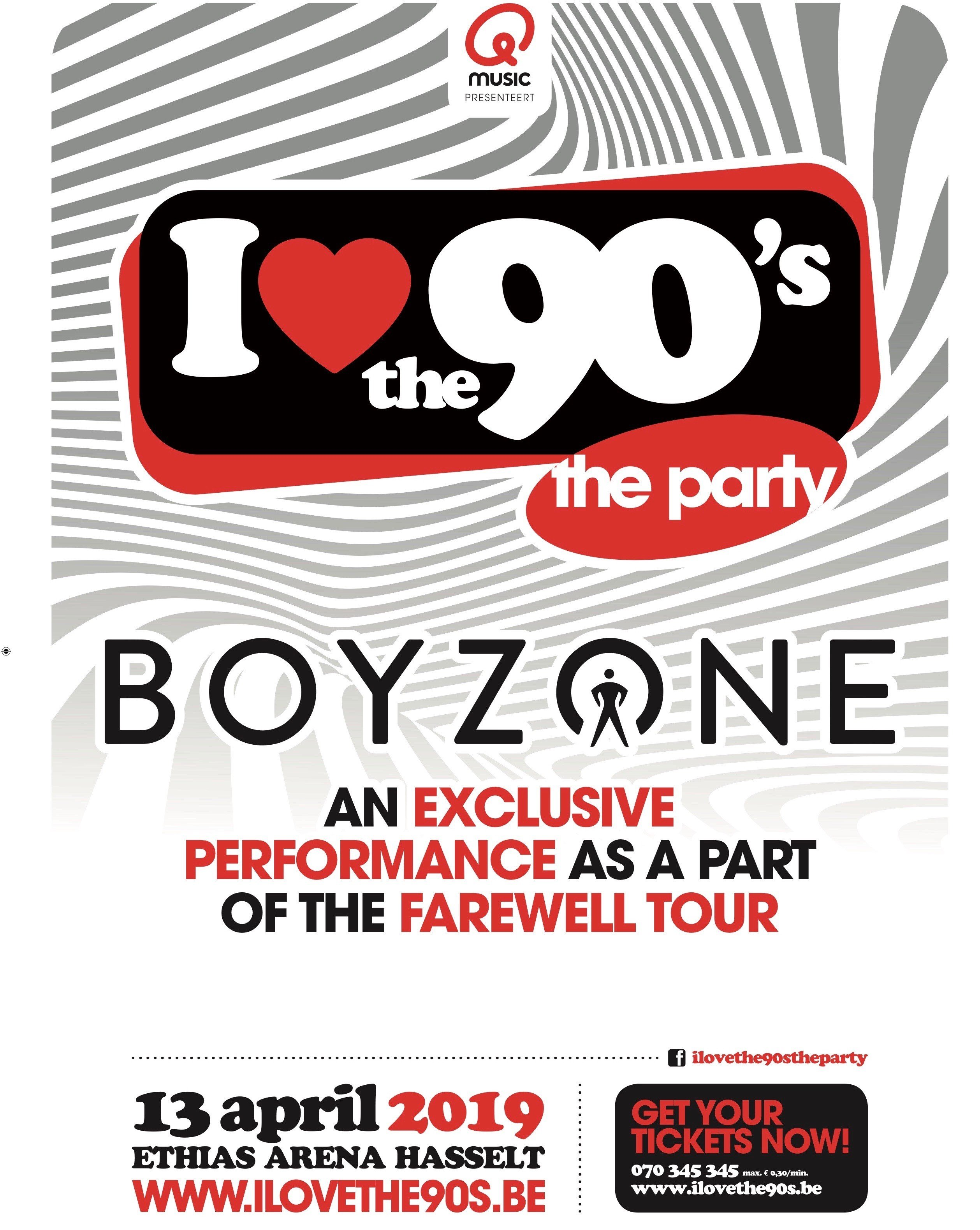 Hasseltse PXL-studenten zorgen vip-beleving op I Love the 90's - I Love the 90s 2