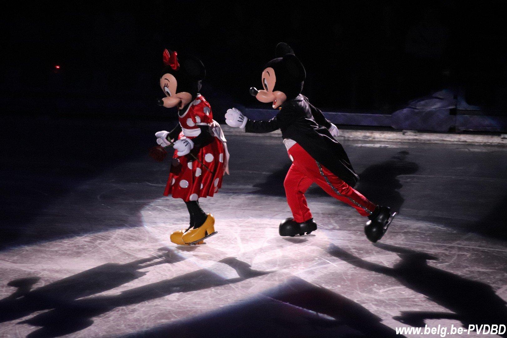 Disney on ice te gast in Antwerpen - IMG 0051