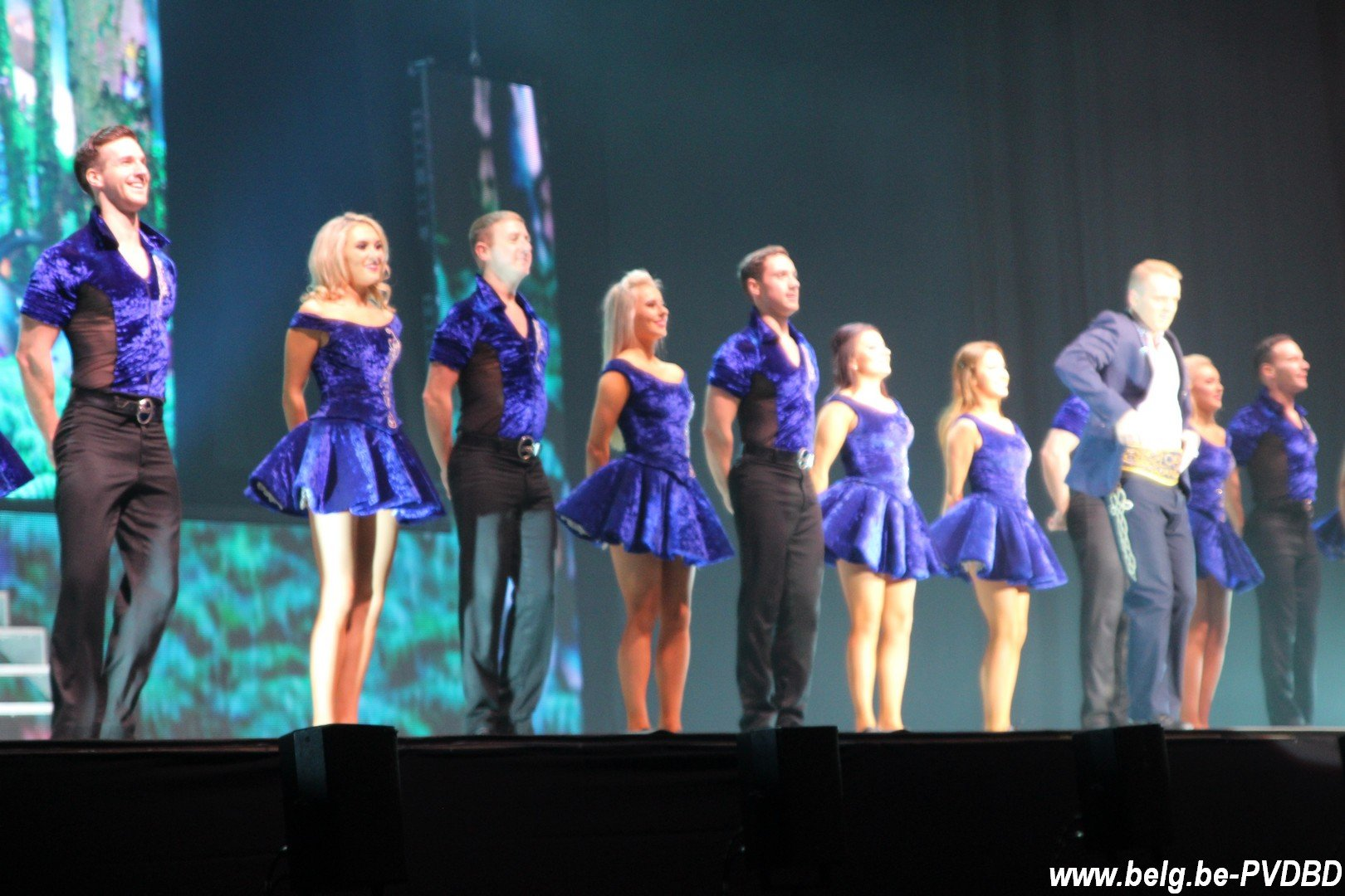 Lord Of The Dance te gast in Antwerpse Lotto-Arena - IMG 4331