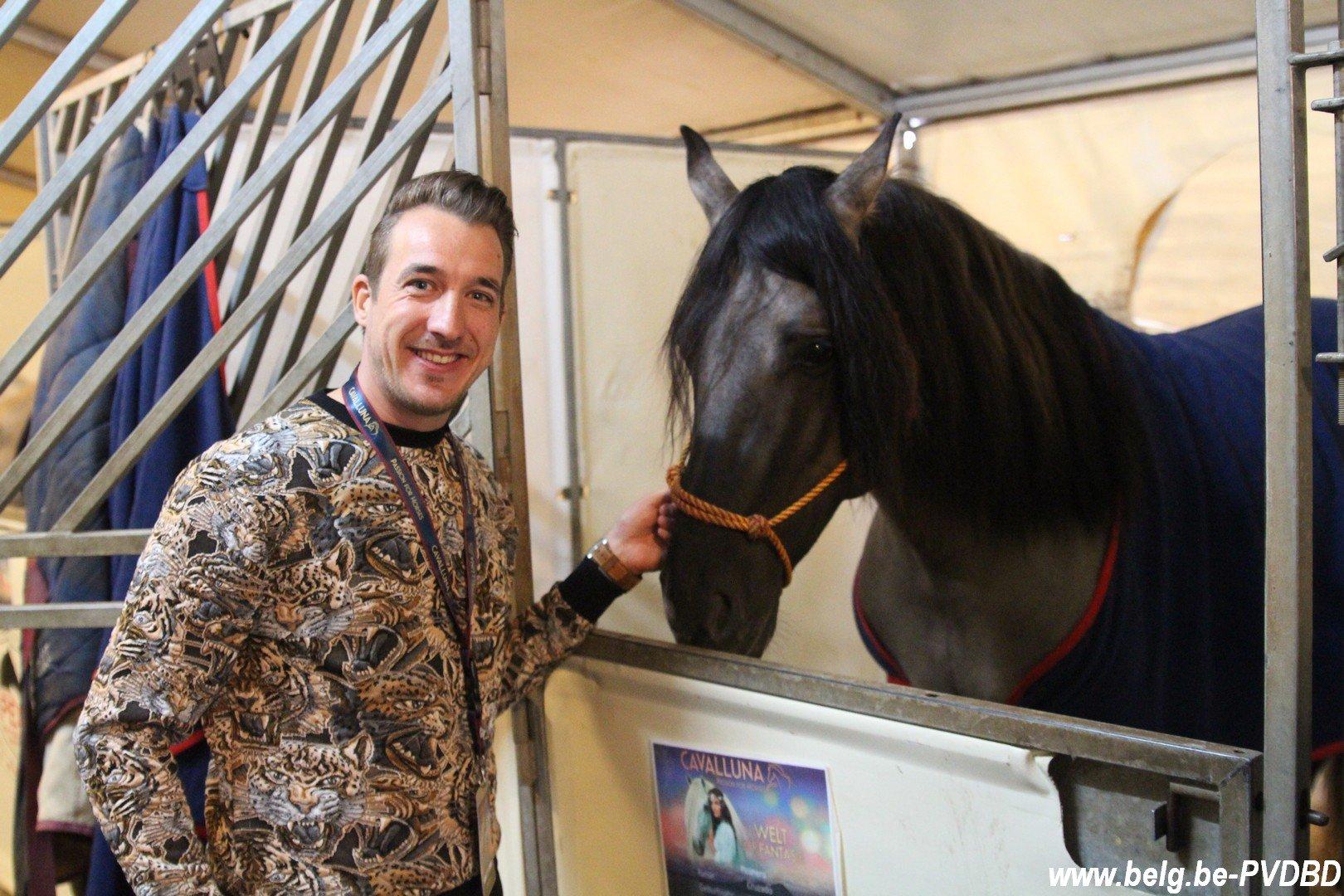 Cavalluna te gast in Antwerps Sportpaleis - IMG 4340