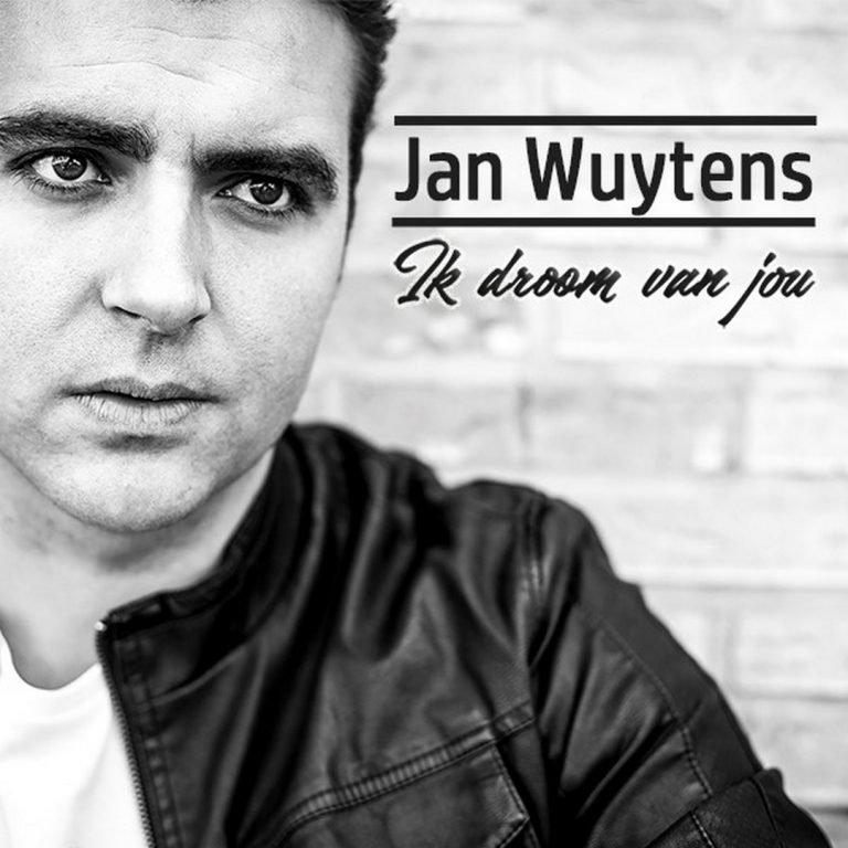 Ik droom van jou nieuwe single voor Jan Wuytens