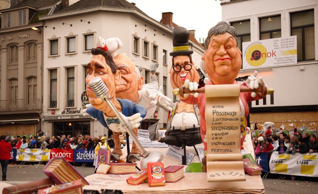 Aalst Carnaval 2019 - Minidocumentaire vaste groepen - aalst carnaval 3