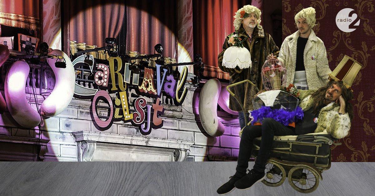 Wie is de mooiste Voil Jeanet van Aalst - Campagnebeeld Radio 2 OVL Voil Jeanetten