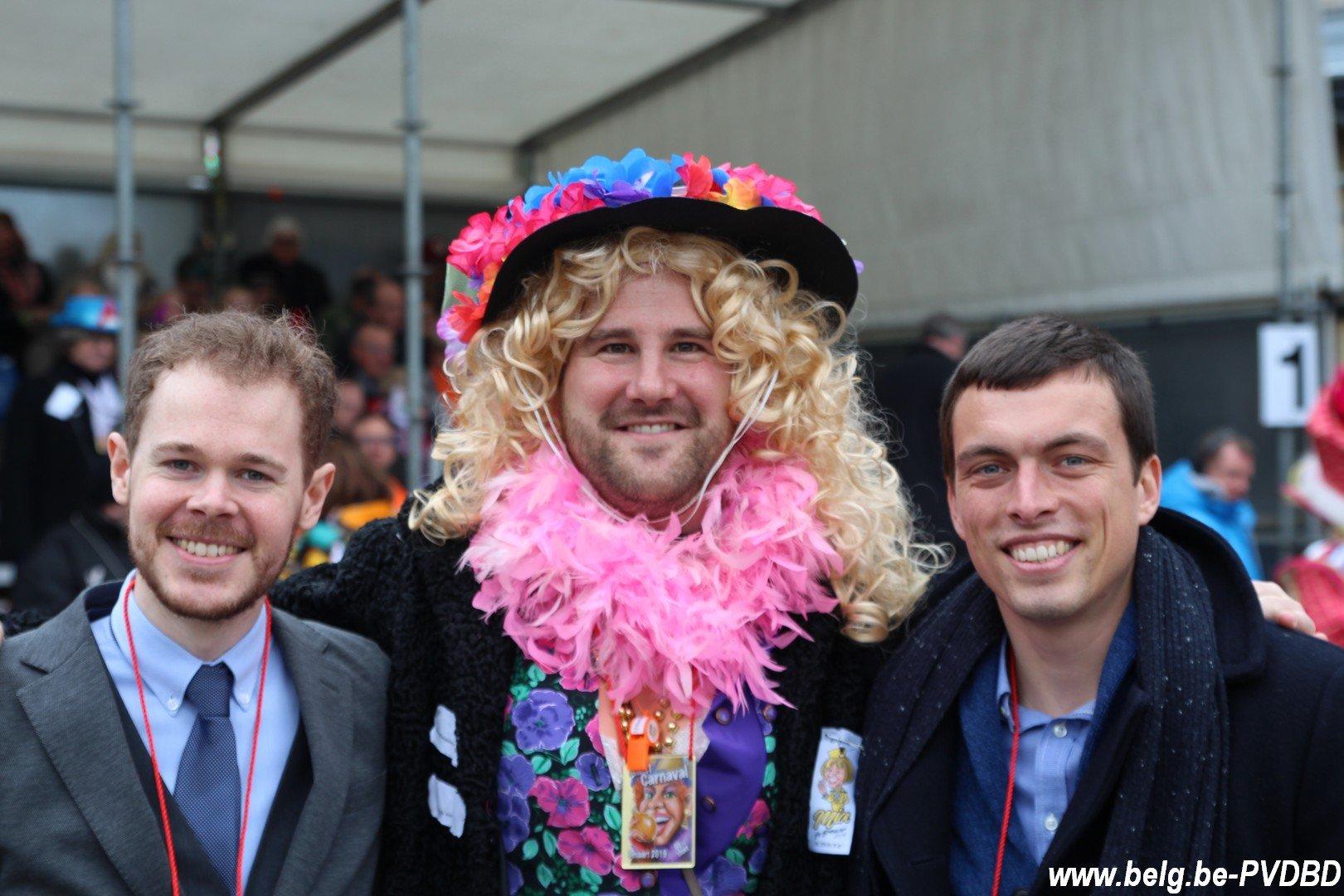 Foto's stoet Aalst Carnaval 2019 - IMG 4835