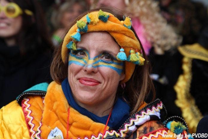 Foto's Aalst Carnaval 2019