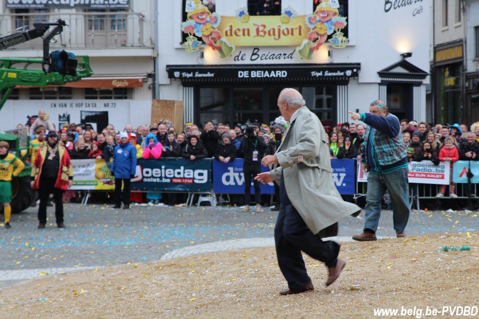 De kampioenen Foto's Aalst Carnaval 2019