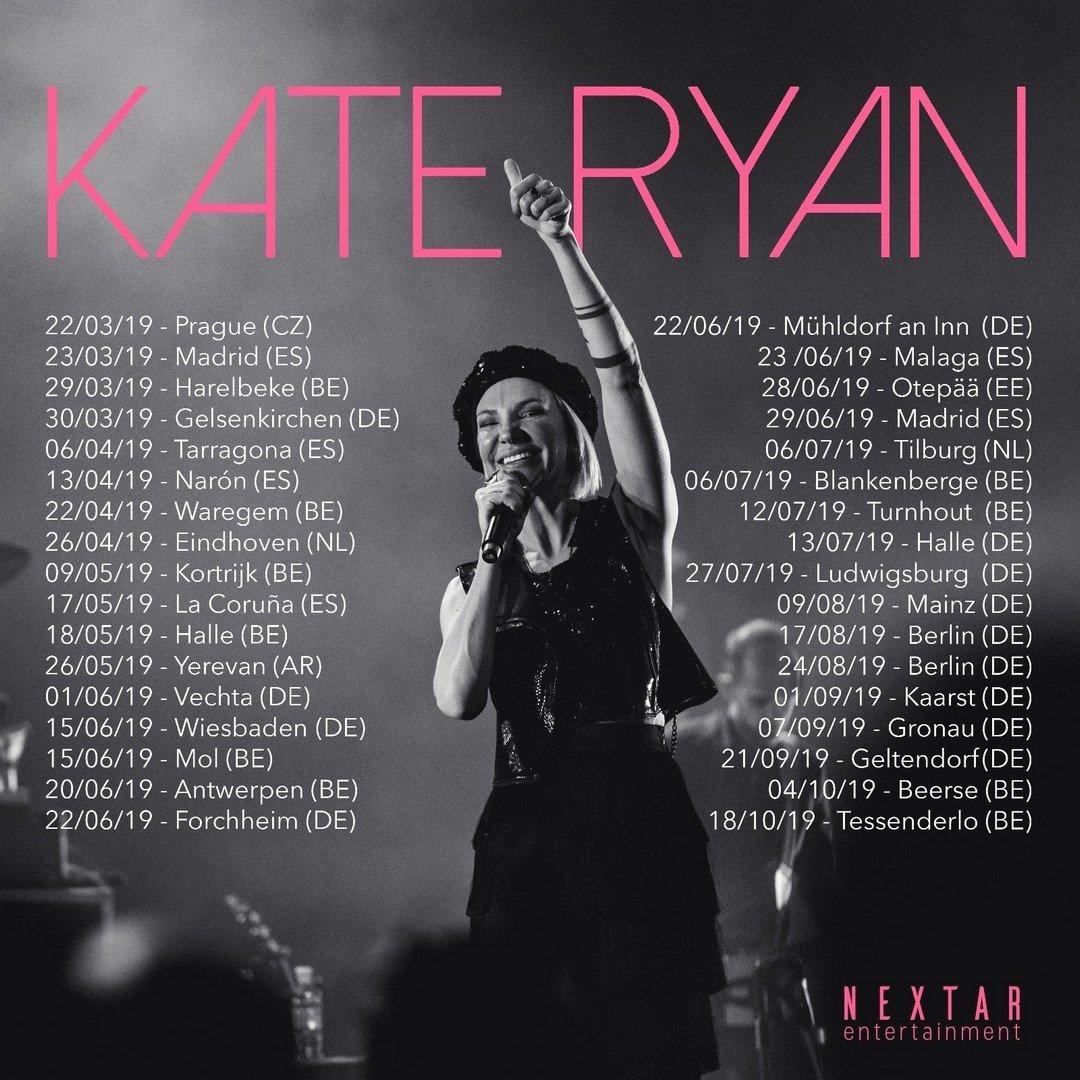 Kate Ryan staat als enige Belgische op 'Die 90er Live' en treedt op voor 200.000 Duitsers! - Kate Ryan 4 1