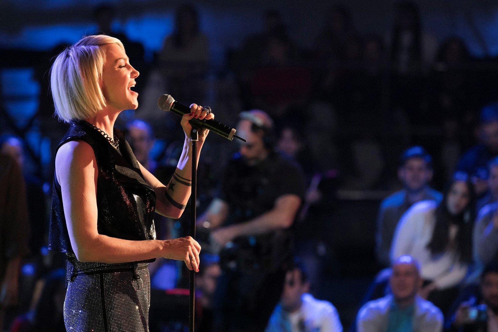 Kate Ryan staat als enige Belgische op 'Die 90er Live' en treedt op voor 200.000 Duitsers! - Kate Ryan 5 1