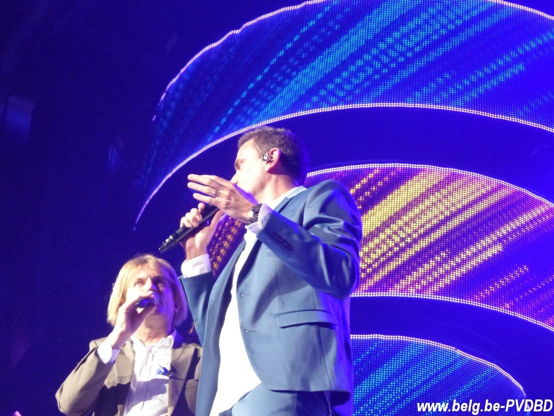 Willy Sommers en Wim Soutaer & Charles  er opnieuw bij op Het Schlagerfestival - P1130679
