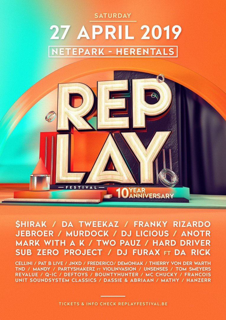 Kempense festivalopener pakt uit met meer dan 30 acts - Replay 2.png