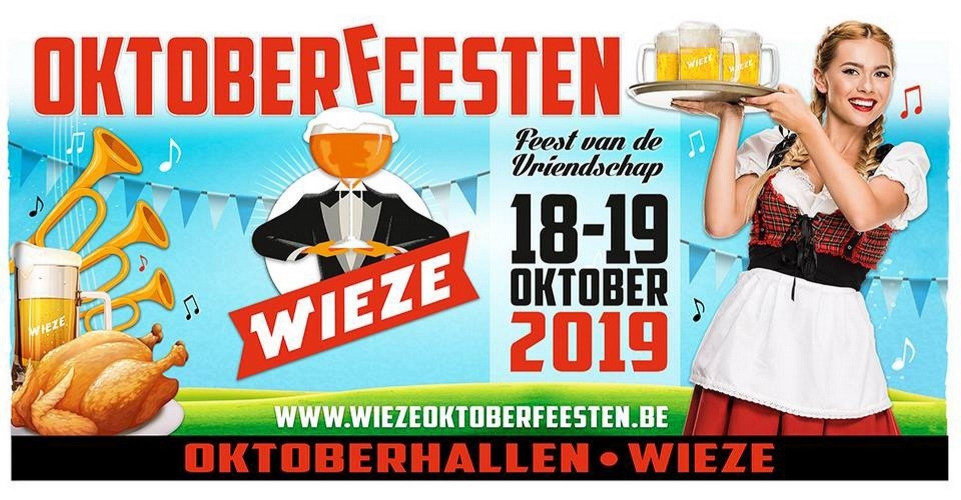 Wieze Oktoberfeesten keren na terug op 18 en 19 oktober 2019 - Wieze oktoberfeesten 1