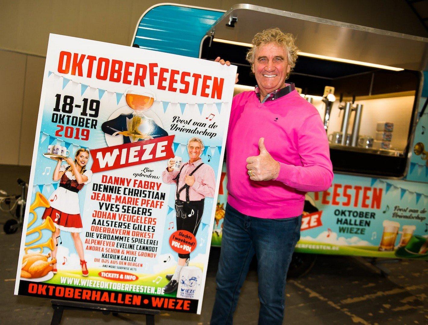 Wieze Oktoberfeesten keren na terug op 18 en 19 oktober 2019 - Wieze oktoberfeesten 2