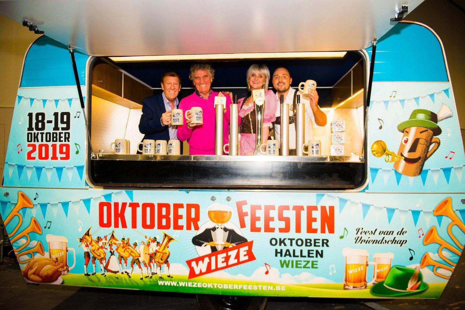 Wieze Oktoberfeesten keren na terug op 18 en 19 oktober 2019 - Wieze oktoberfeesten 3
