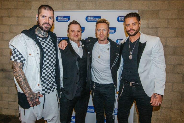 Boyzone nog een laatste keer op 'I love the 90's'