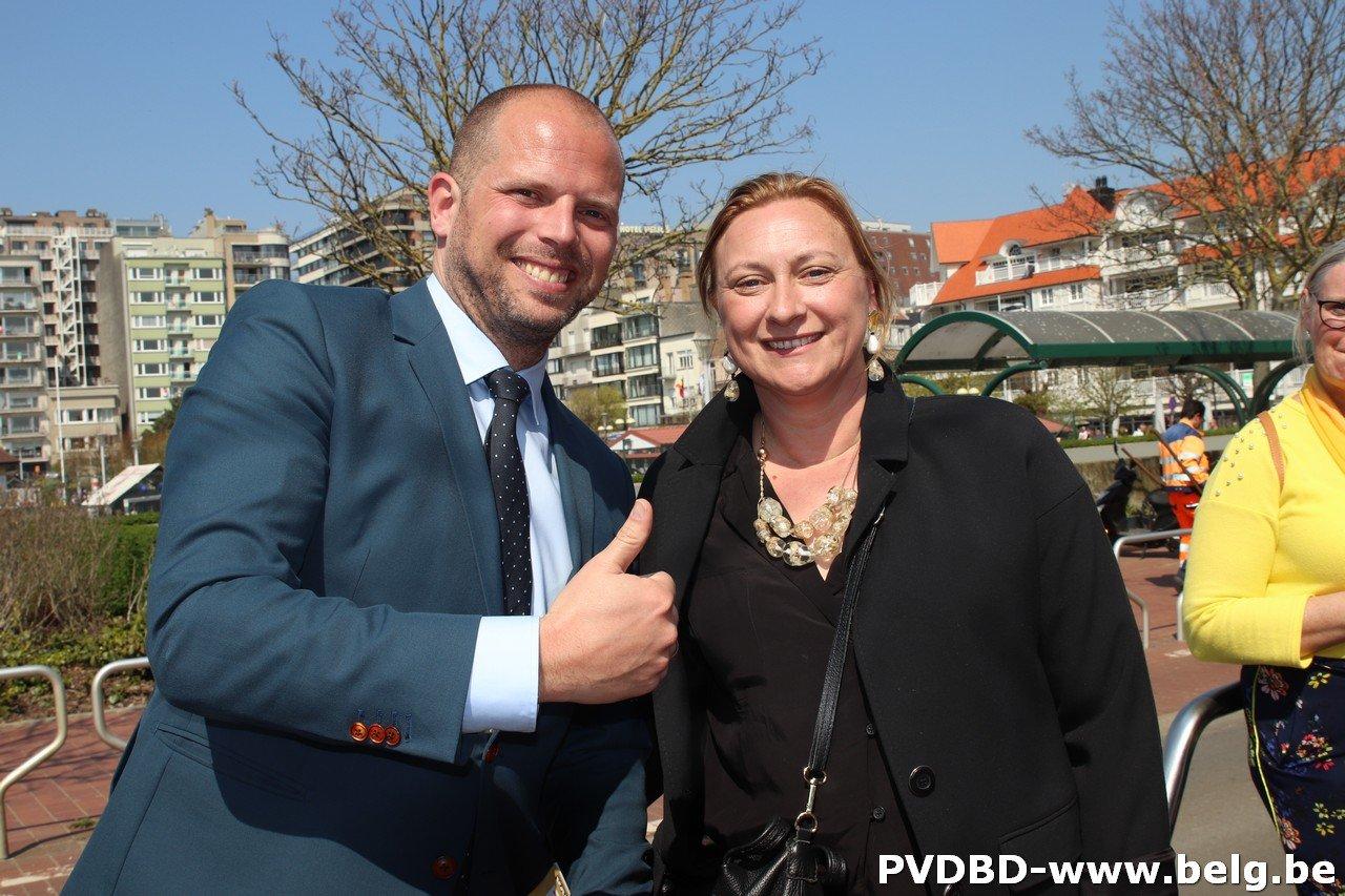 """""""Zeecruises bieden geen meerwaarde""""? Onzin vindt de burgemeester van Blankenberge - IMG 0759"""