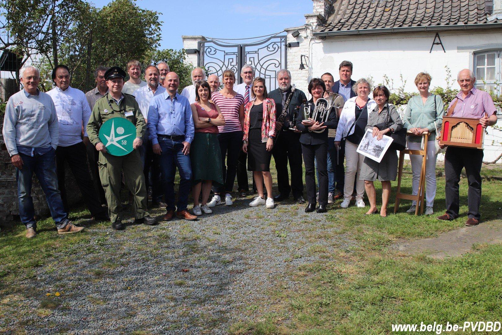 Zondag 28 april erfgoeddag in gans Vlaanderen - IMG 0903