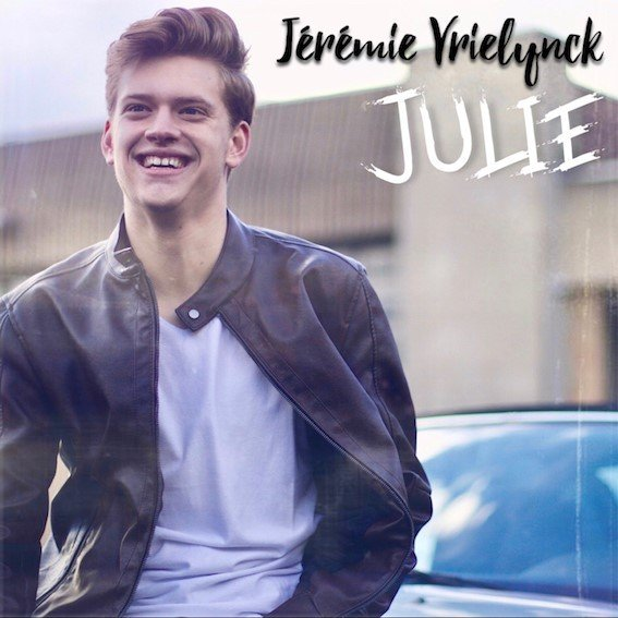 Jérémie Vrielynck doet  aanval op de hitlijsten met Julie - Jérémie Vrielynck 1