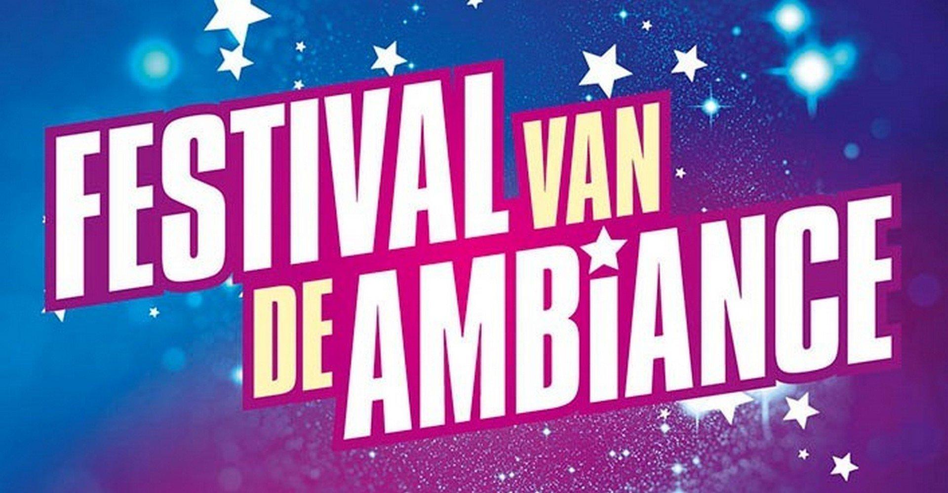 Populaire Snollebollekes debuteert op 30 november op Gentse Festival van de Ambiance. - Logo Festival van de Ambiance 1