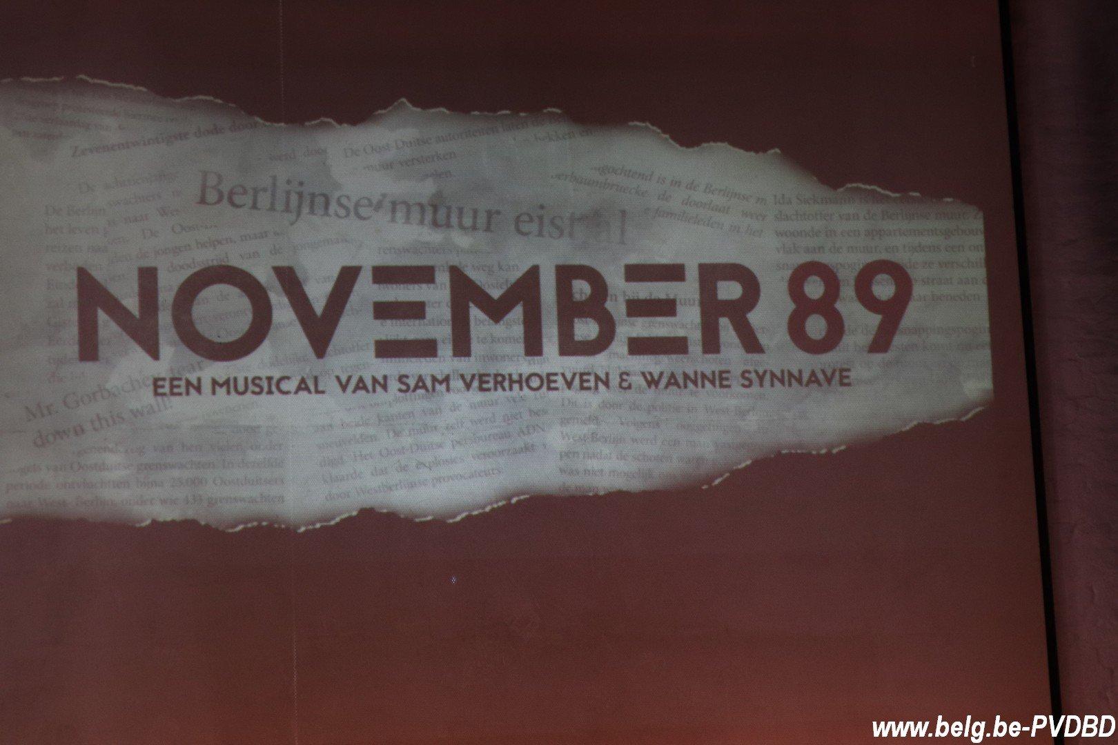 'November 89' spraakmakende musical over het leven achter de Berlijnse Muur - IMG 1079