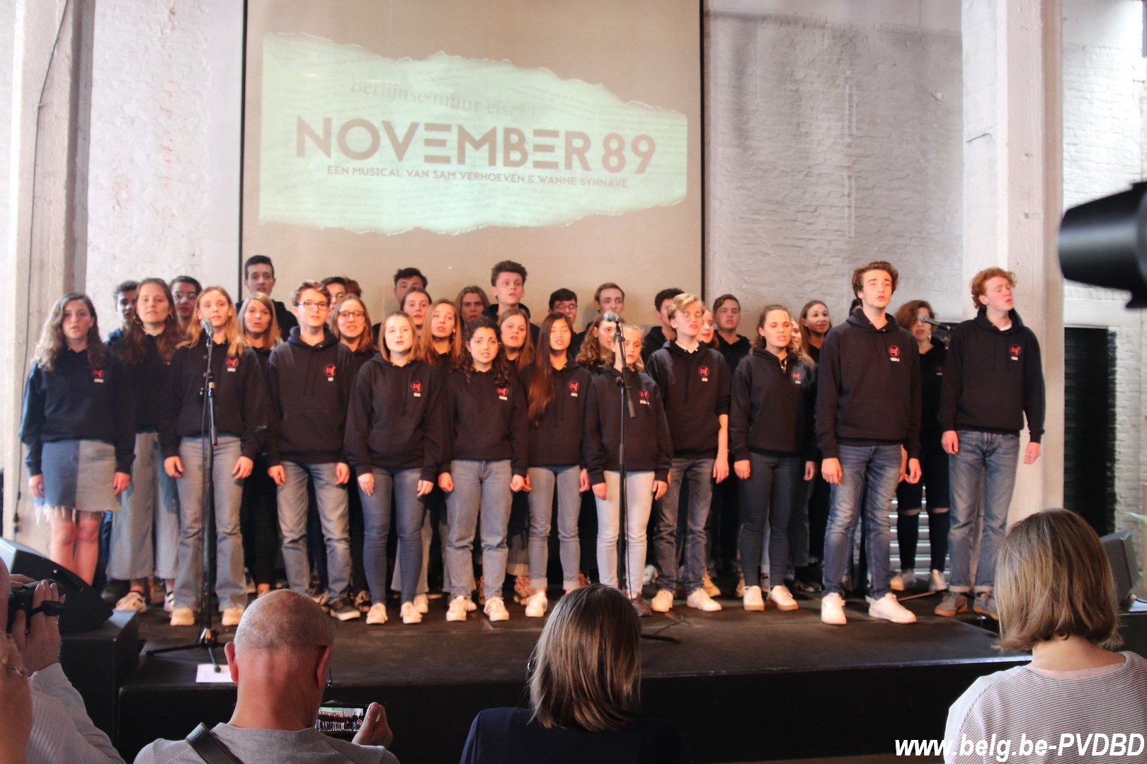 'November 89' spraakmakende musical over het leven achter de Berlijnse Muur - IMG 1099