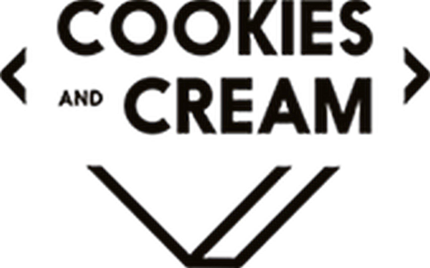 Cookies And Cream breekt door in Nederland - Logo Cookies And Cream