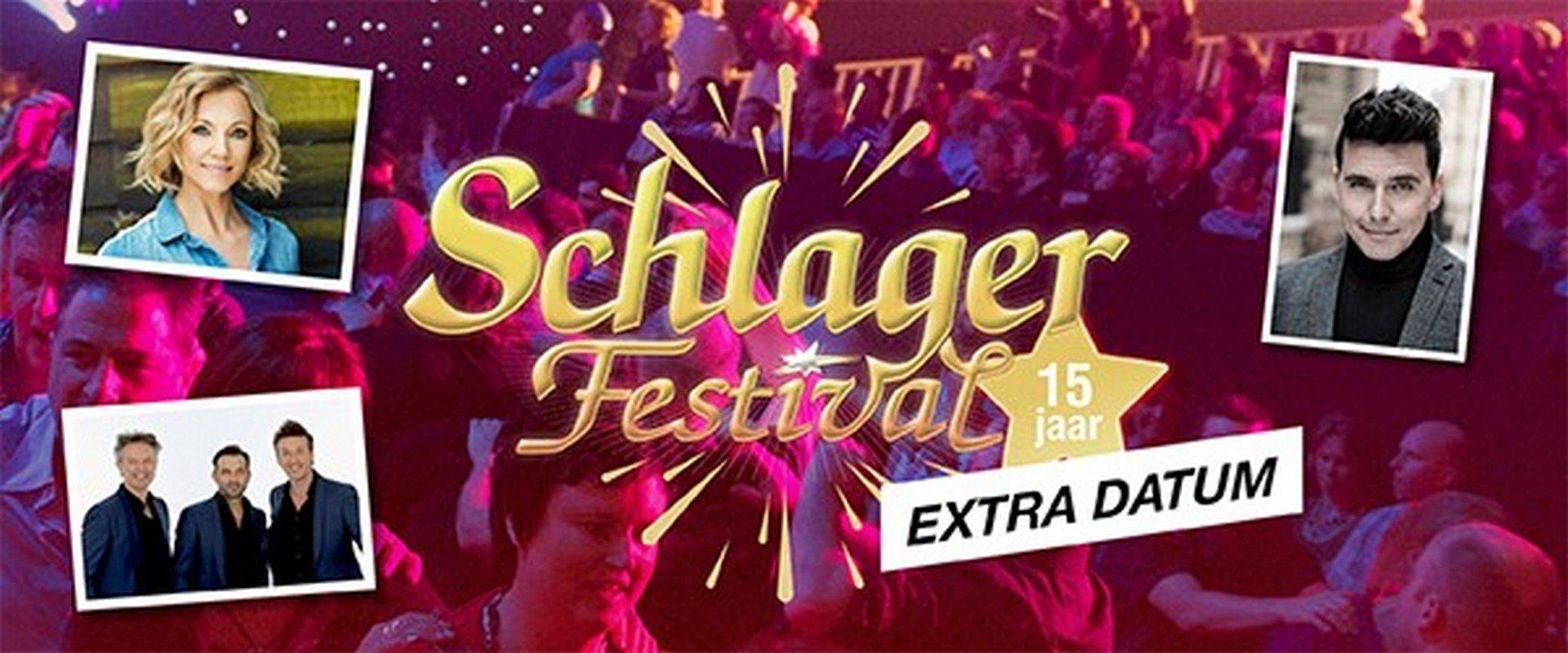 Extra datum voor 15 jaar Het Schlagerfestival! - extra datum Schlagerfestival