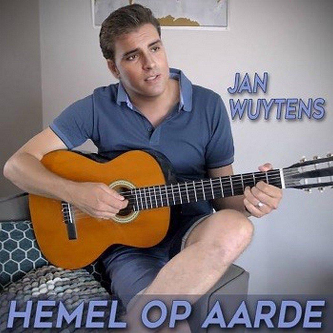 Jan Wuytens gaat voor 'Hemel op aarde' - Hoes Jan Wuytens