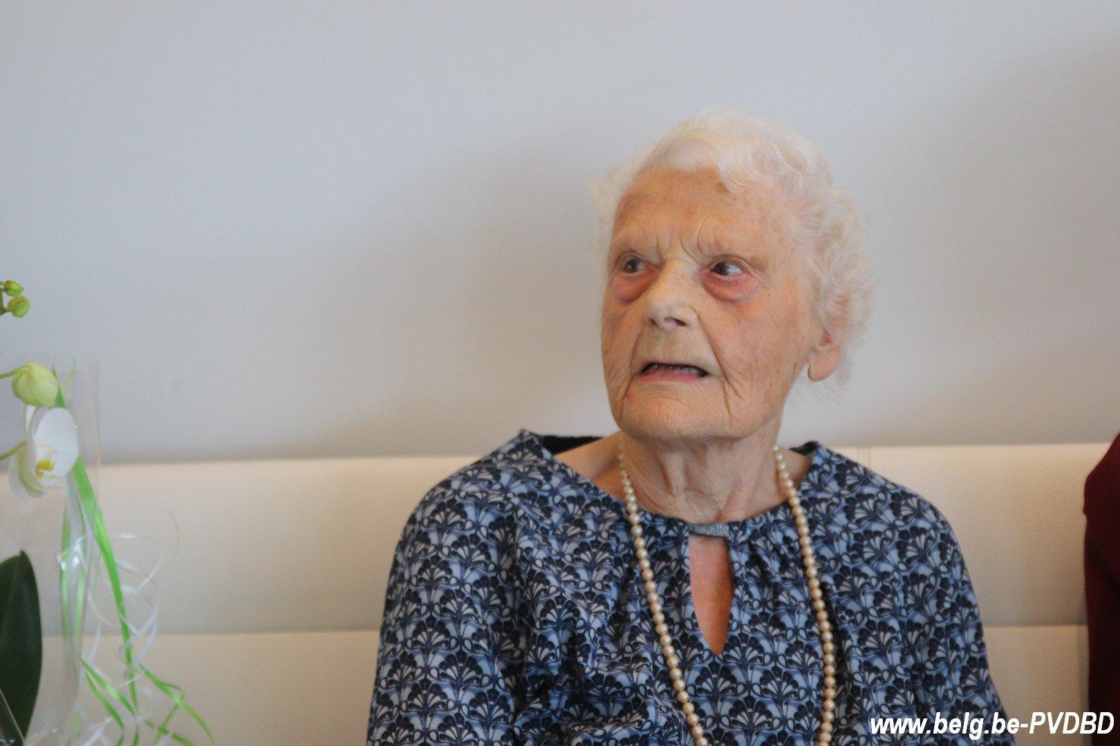 Dilhome te Dilbeek viert 100-jarige Flor - IMG 1369